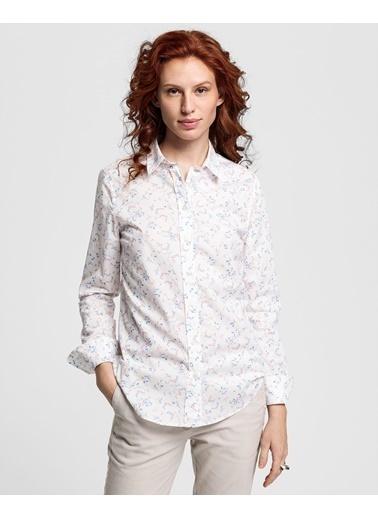 Gant Gömlek Krem